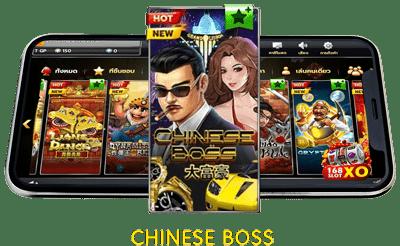 slotxo-CHINESE BOSS
