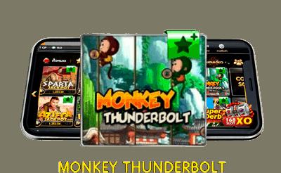 monkey-thunderbolt