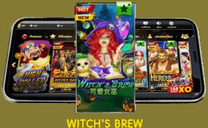 WITCH'S-BREW
