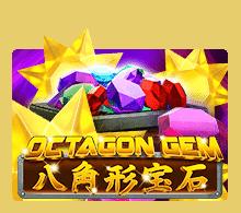 Octagon gem slotxo