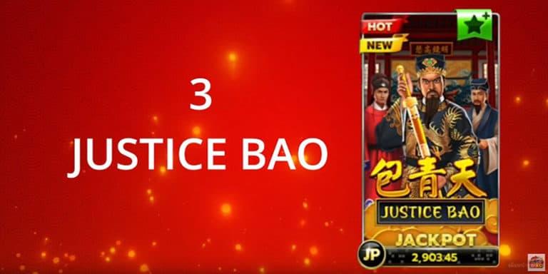 JUSTICE BAO