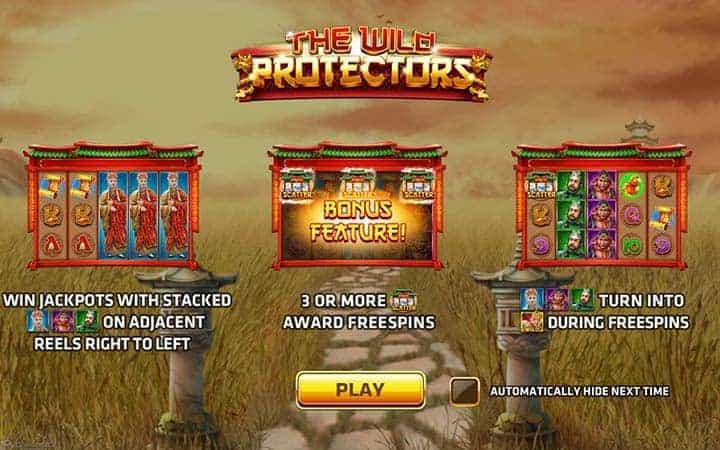 เกม the wild protectors - THE WILD PROTECTORS