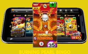 รีวิวเกมสล็อต Burning Pearl Bingo
