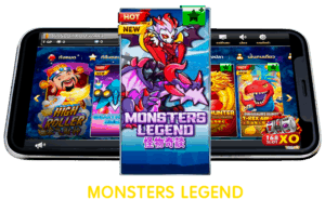 monsters-legend
