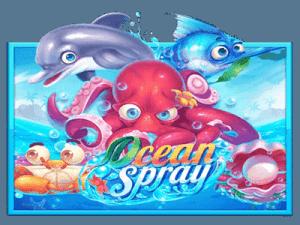 เกมสล็อต OCEAN SPRAY
